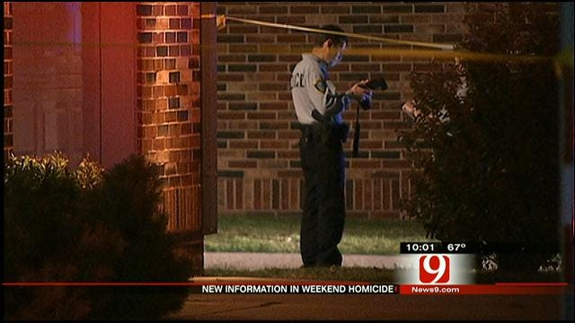 Neighbor Shares New Information Following Weekend Murder In NW OKC