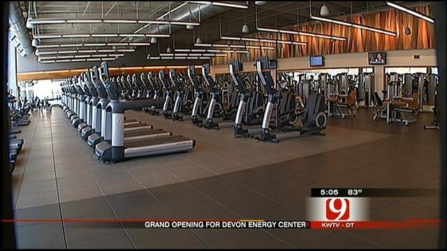 Fitness Center At Devon Energy Center