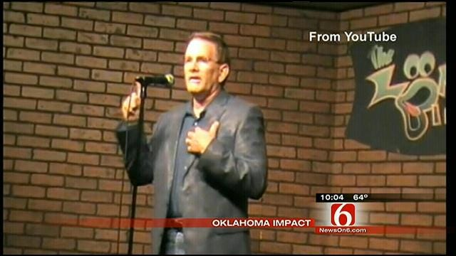 Constituents Question Comedian Judge's Impartiality