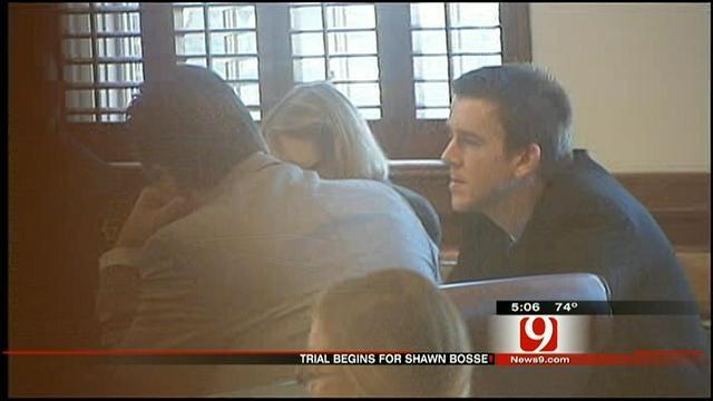 Trial Begins For Oklahoma Man Accused Of Killing Girlfriend, Kids