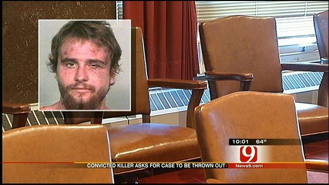 Convicted Killer Of OKC Man Asks For Case To Be Dismissed