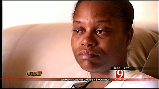 Family Seeks Answers After Woman Killed In NE OKC Drive-By Shooting