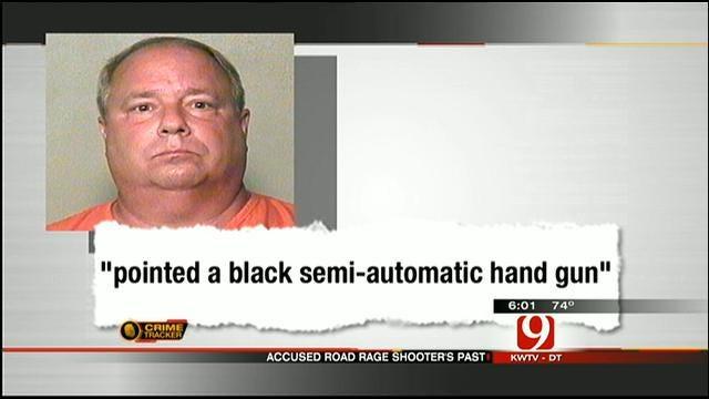 Man Recalls 2005 Road Rage Incident Involving OKC Target Shooter