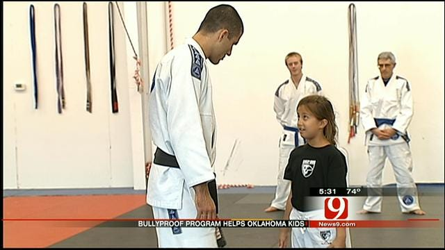 Bully Proof Expert Teaches Kids Confidence In OKC
