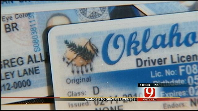 Activist Group Unhappy With Changes to Oklahoma Driver's License