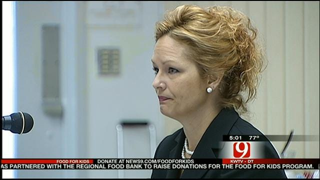 Woman Addresses Parole Board In OKC About Mother's Killer