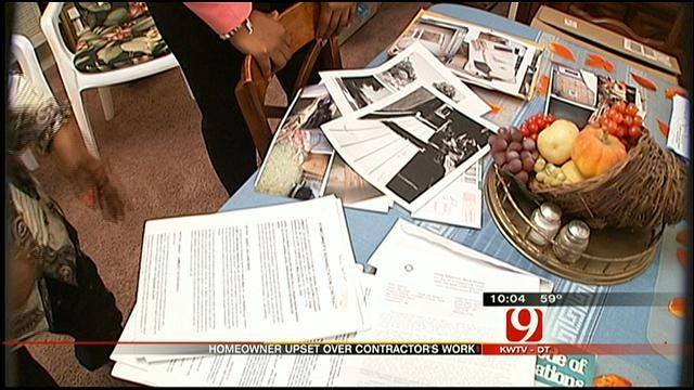El Reno Woman Claims Government-Paid Contractors Destroyed Home