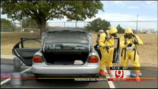 Experts: Poisonous Gases A Threat To First Responders, Public