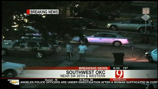 Father Stabbed During Home Invasion In Southwest OKC