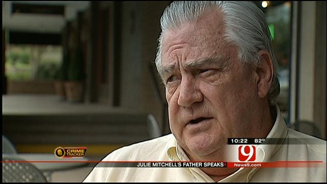 Julie Mitchell's Father Speaks Out About Grand Jury Report