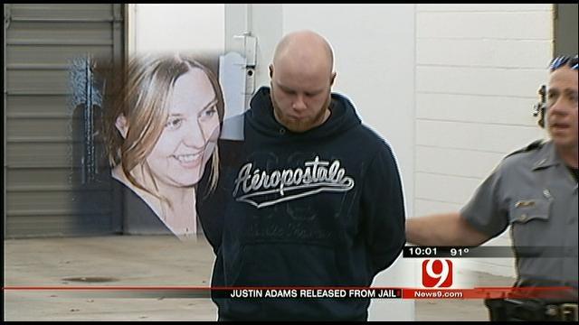 Justin Adams Returns Home After 6-Month Jail Stint