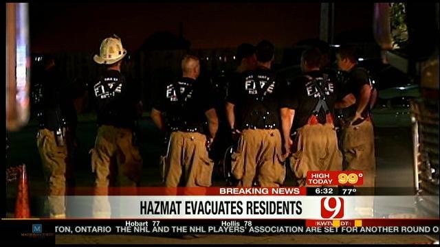 Bug Bomb Leads To Evacuation In Southeast OKC
