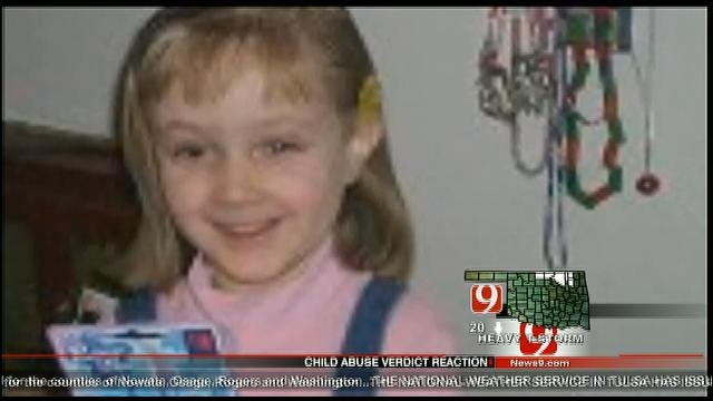 Mother Talks About Verdict In Pottawatomie Child Death Case