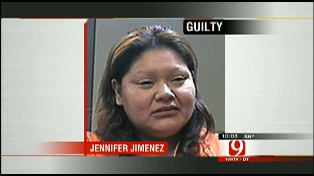 Woman In Pottawatomie County Child Death Case Found Guilty