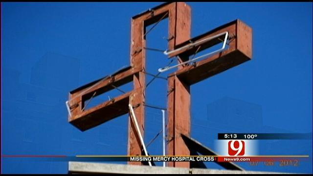 Mercy Cross Goes Missing In Oklahoma City