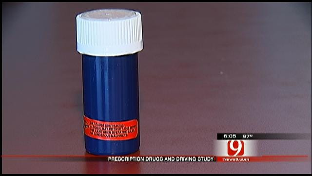 OK Lawmaker Calls For Study On Driving Under Influence Of Prescription Drugs