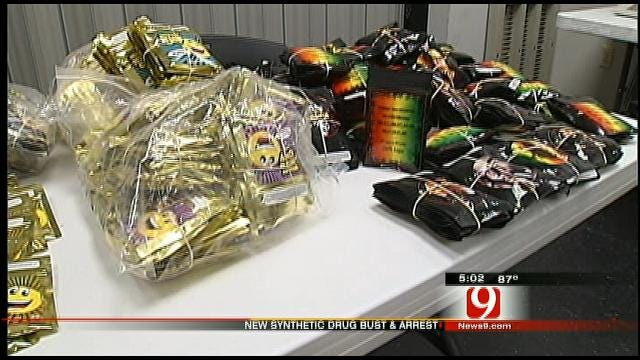 Police Bust Bethany Convenience Store Selling Synthetic Drugs