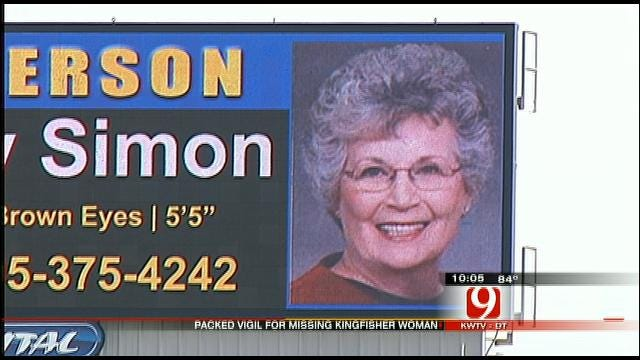 Volunteers To Search Again For Missing Kingfisher Woman Saturday Morning