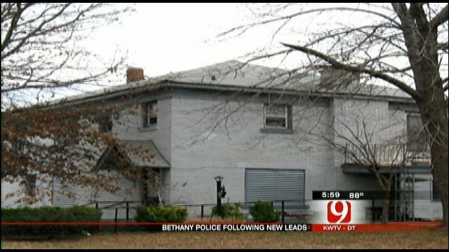 Investigators Follow New Lead In Saunders' Murder Case