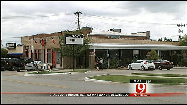 OKC Restaurant Owner Indicted For Lying To Grand Jury