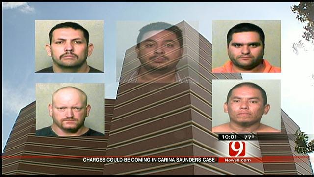 State To Defense: Murder Charges Days Away In Saunders Case