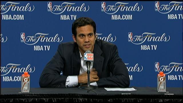 Miami Head Coach Eric Spoelstra Post Game Interview