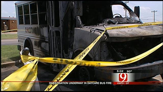 Two School Buses Torched At Southwest OKC Daycare
