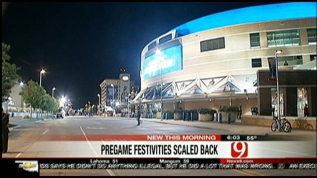 Fans Respond To First Thunder Game Without Thunder Alley Watch Party