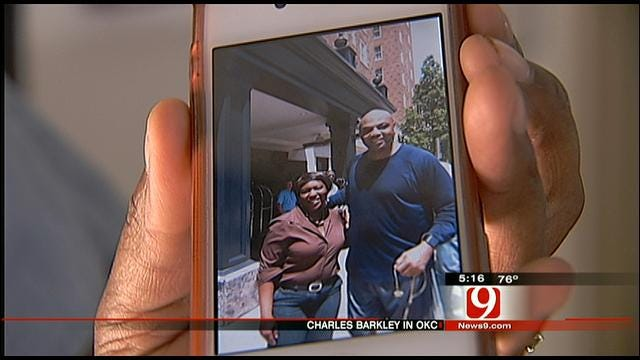 News 9 On The Hunt For Sir Charles Barkley