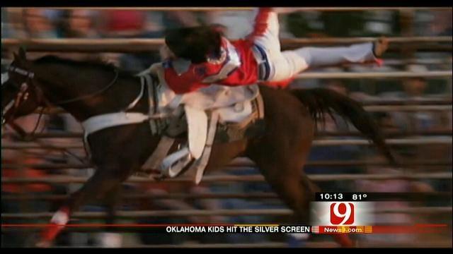 New Movie Stars Young Oklahoma Trick Riders