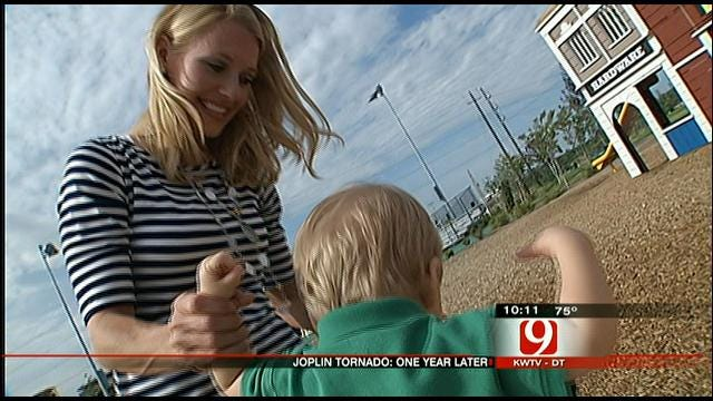 Joplin Woman Delivers Baby One Day After Massive Tornado