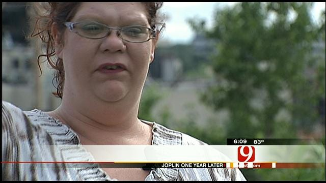 Joplin Woman Recalls Massive Tornado That Destroyed Her Home