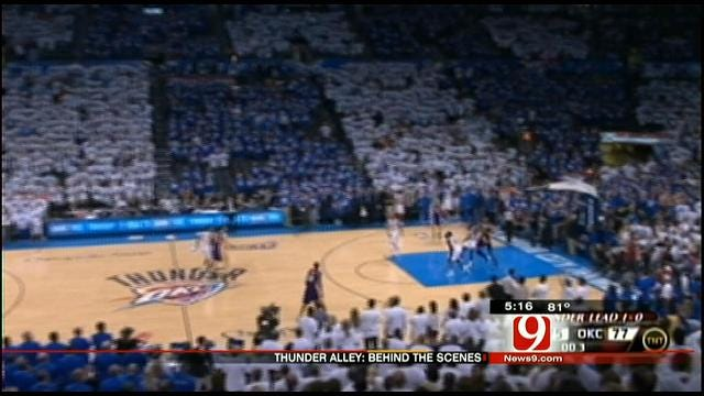 What Does It Take To Get 'Thunder Alley' Ready For The Playoffs?