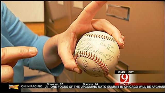News 9 Helps Return Unclaimed Treasure To Oklahoma Mom