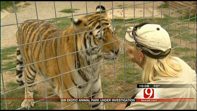 Oklahoma Exotic Animal Park Under Investigation For Abuse, Neglect