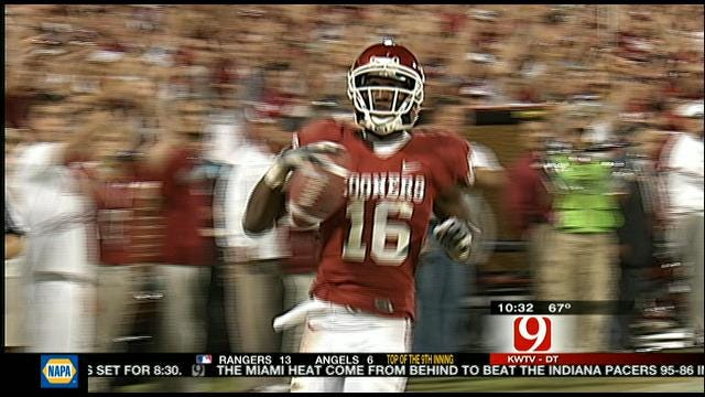Four OU Football Players Suspended
