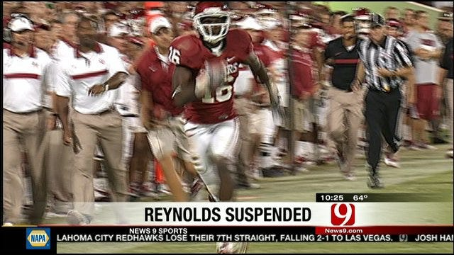 Bob Stoops Announces Suspension Of Four Players
