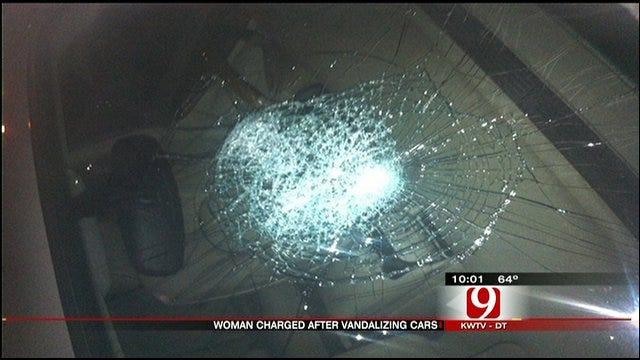 Scorned Lover Blamed For Damages At Dealership