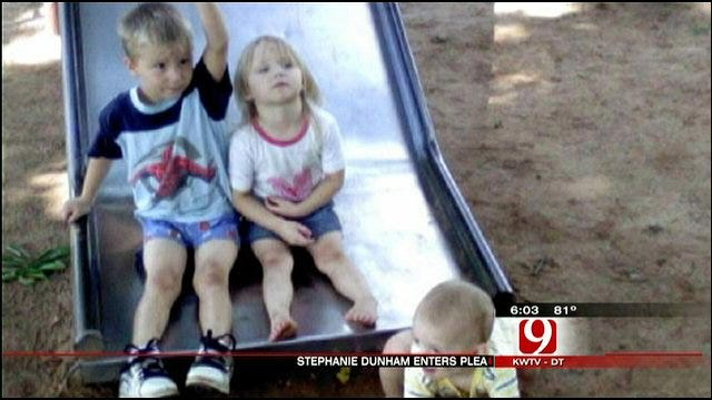 Pregnant Mom Of Kids Killed In Del City Fire Pleads No Contest