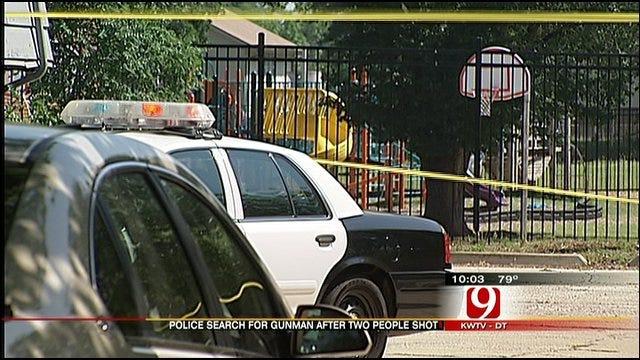 Gunman Opens Fire Next To OKC Elementary School