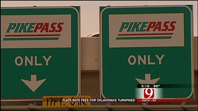 New Flat Rate For Failure To Pay Turnpike Poll