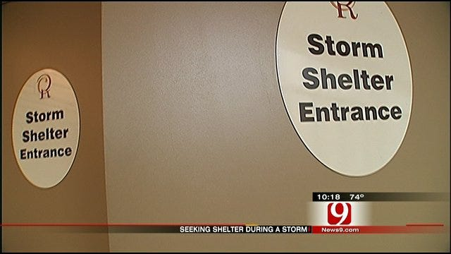 Public Storm Shelters: Few And Far Between