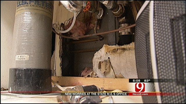 Lack Of Staff, Space Creates Problems At Oklahoma ME's Office
