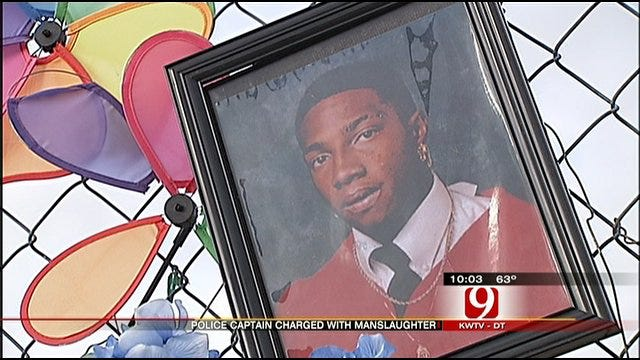 Attorney For Del City Police Captain Responds To Manslaughter Charge