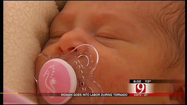 Tornado Shake-Up Sends Woodward Woman Into Labor