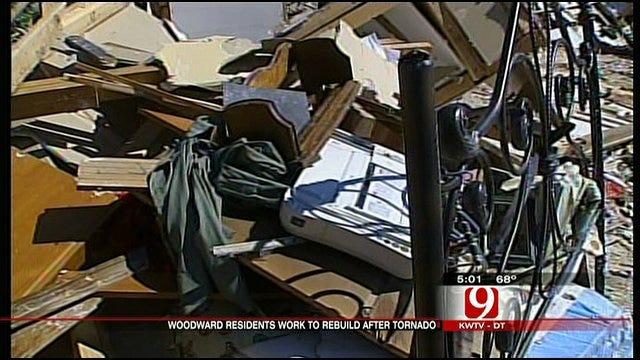 Woodward Residents Shocked By Destruction