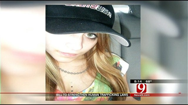 Lawmaker Drafts Bill To Strengthen Human Trafficking Laws In Oklahoma