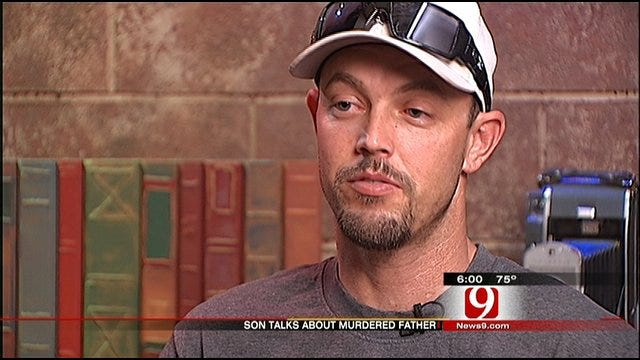 Son Of Murdered Lexington Man Talks About His Father's Death