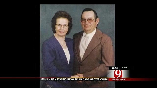 Family Offers New Reward For Leads In Craig County Couple's Deaths
