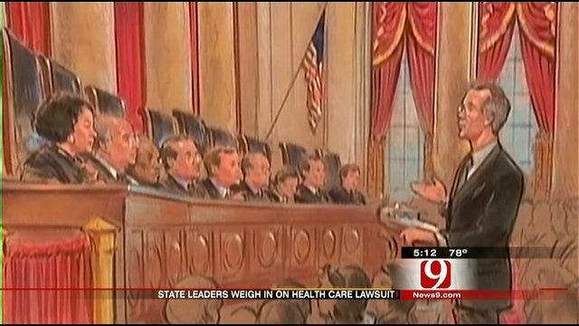Supreme Court Finishes Hearing Arguments On Healthcare Law